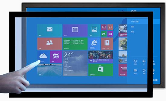 ให้เช่า Multi Touch Screen TV